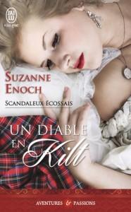 Un-diable-en-kilt-Suzanne Enoch