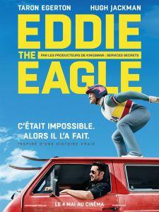 Eddie The Eagle - Affiche