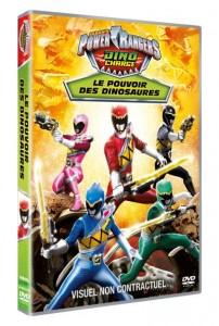 Power Rangers Dino Charge Le pouvoir des dinosaures