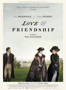 Love & Friendship - Affiche