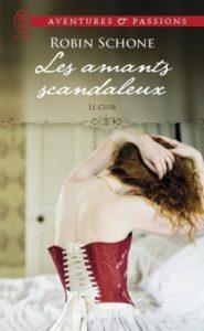 Le Club- tome 1 - Les amants scandaleux- Robin Schone