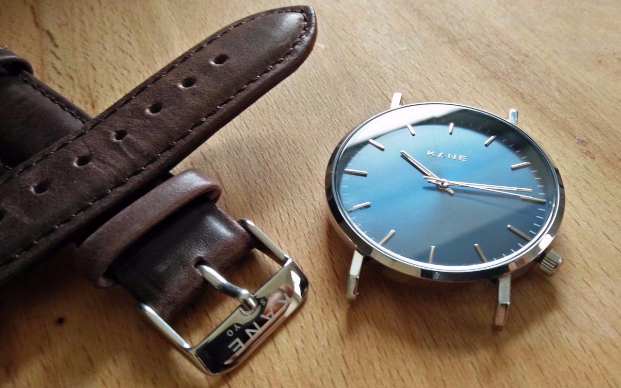 KANE Watches. Interchangeable Strap