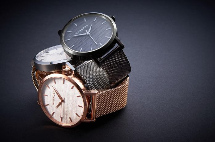 Hanbury Watches Collection. New Labels Only