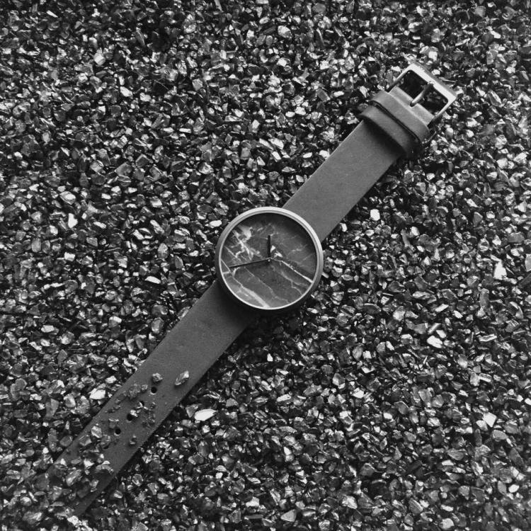 Maven Watches. Enduring Series Marble dial