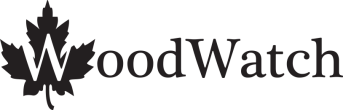 affordable wood watches logo