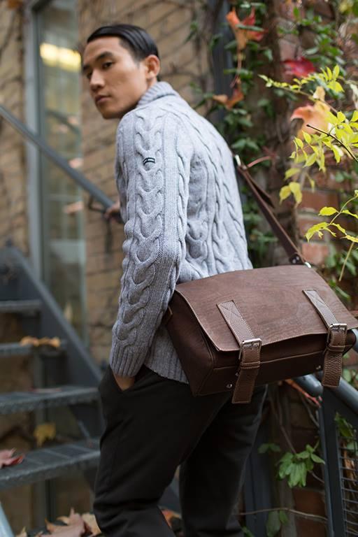 Cork handbag Rokcork 2 duffel