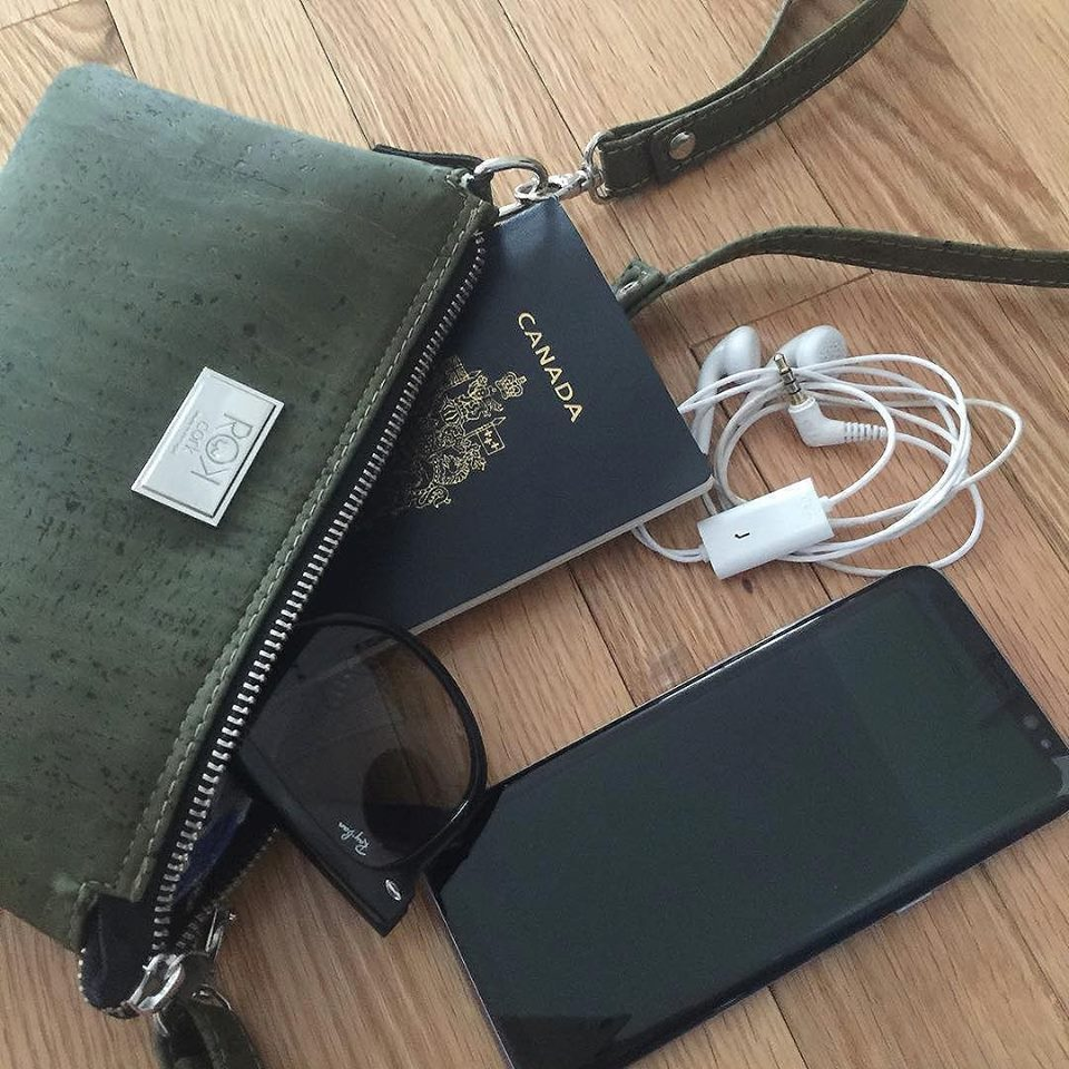 Cork handbag Rokcork 3