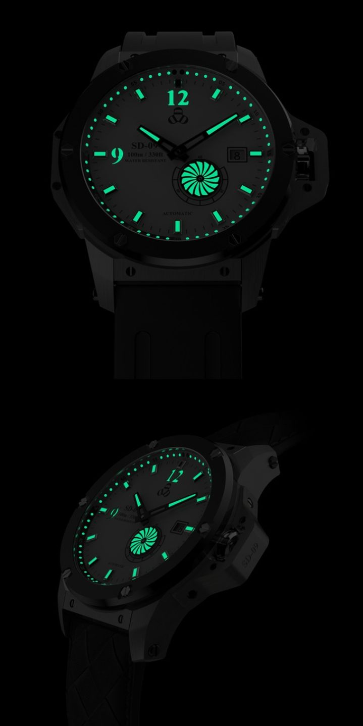 SD-09 watches Model 2