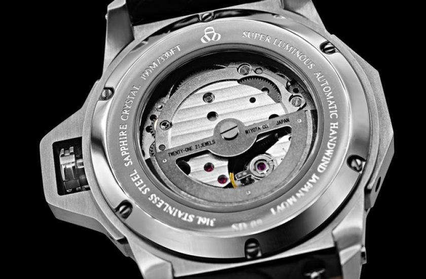 SD-09 Watch case back