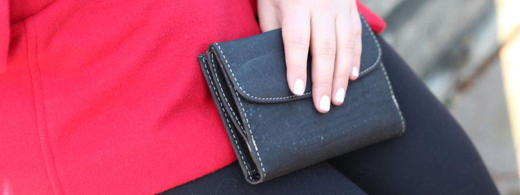 Cork handbag Rokcork Purse