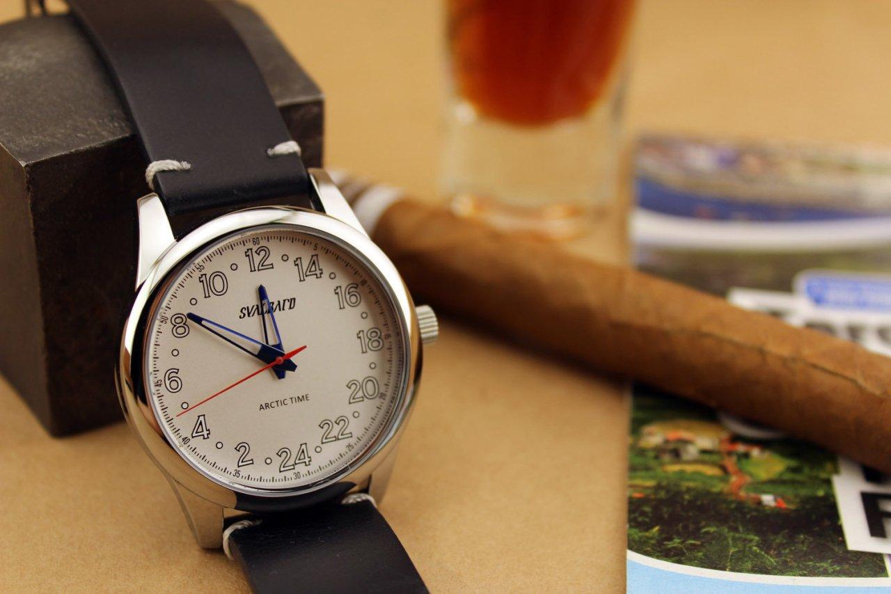 Svalbard Watches