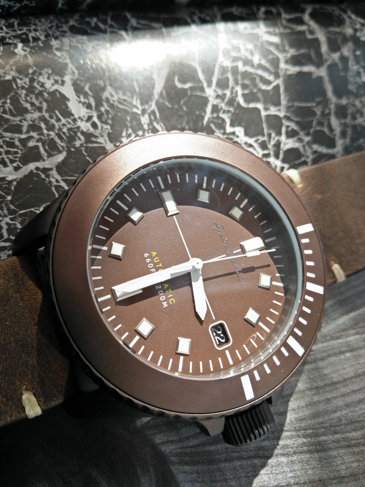 Spinnaker Watches Spence SP-5063