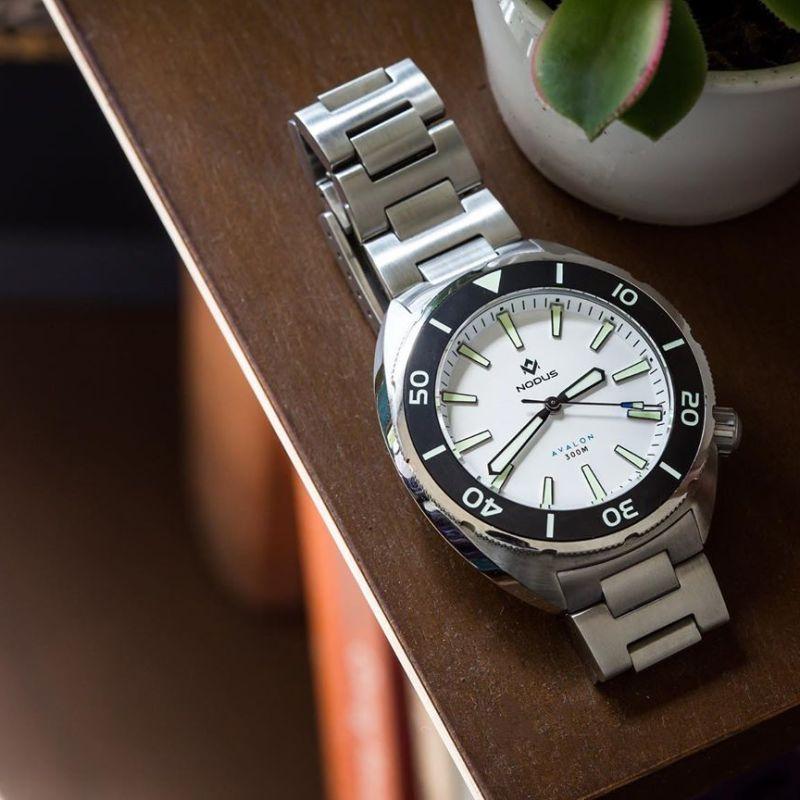 Nodus Watches Stainless Steel