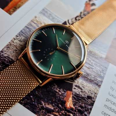 August Berg Watches NLO