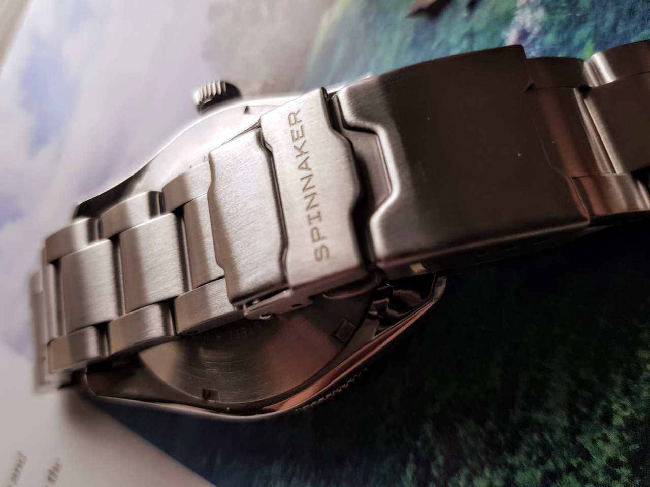 Spinnaker Watches Croft Mid-Size