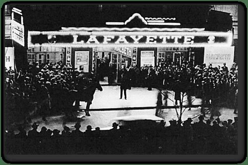 Original Lafayette Theatre (1912 -1951)