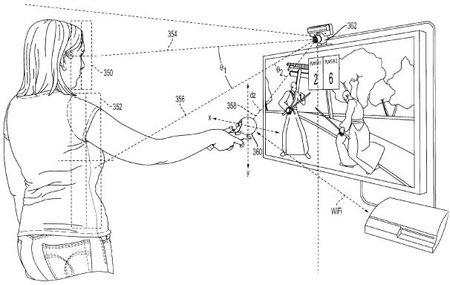Sony applies for a new wireless break apart controller