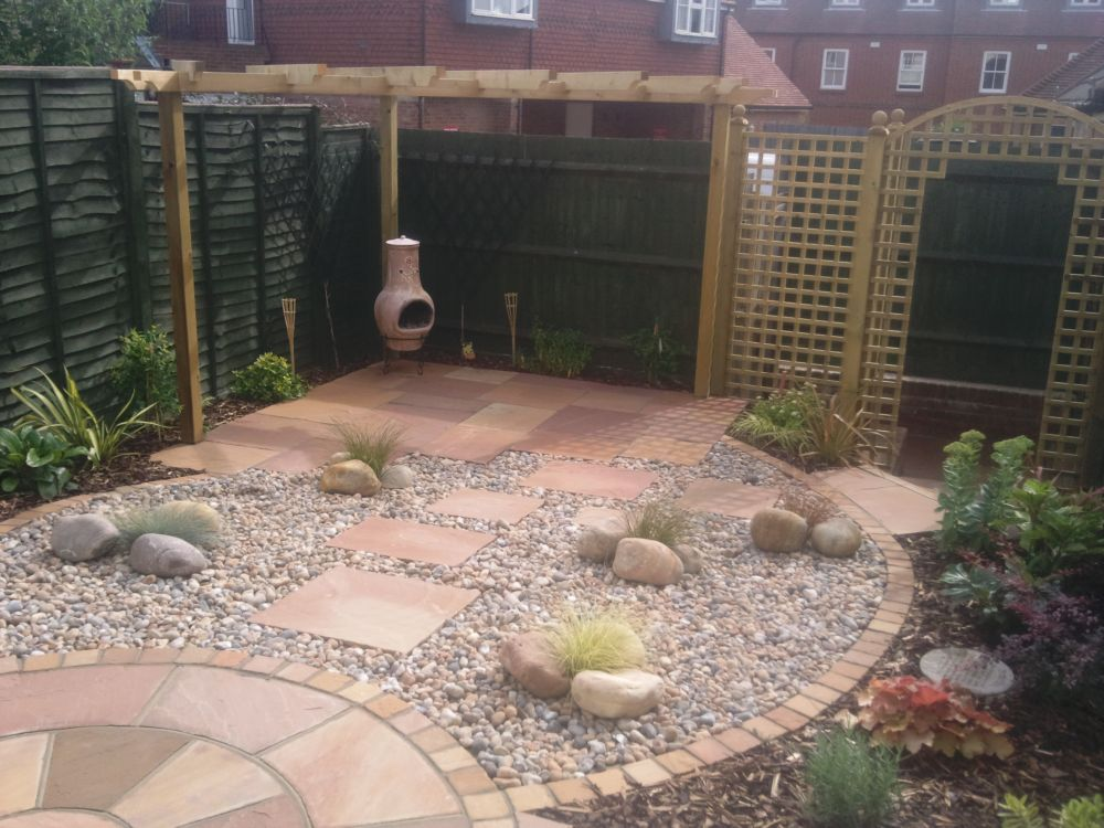Low Maintenance Gardens Garden Design Ideas Low Maintenance