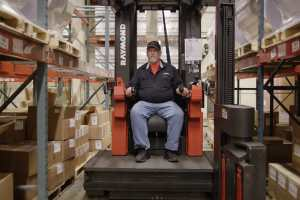 Staples-Printing-Commercial-forklift-driver