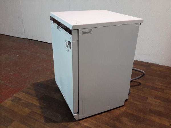 LG White Dishwasher