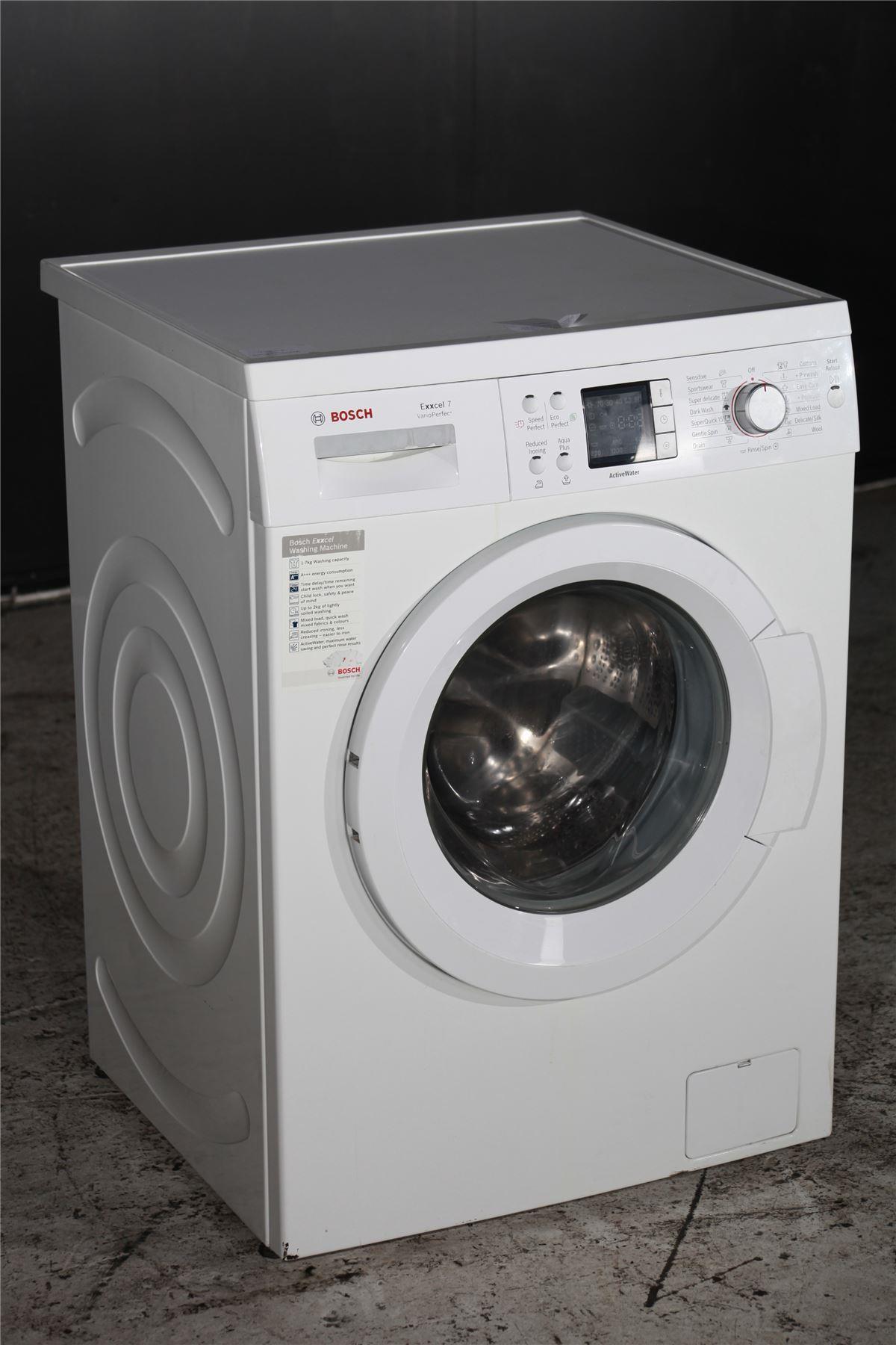 Bosch Logixx 8kg Washing Machine