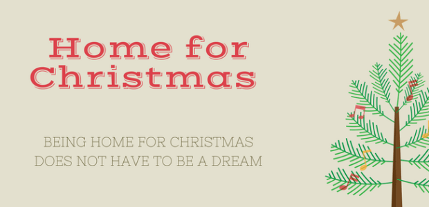 """Dear Friends, There is something about being home for Christmas that stirs the childhood dreams of Christmas. Dreams that Bing Crosby sang about, """"I'll be home for Christmas, if only in my dreams,"""" but for many this year that is […]"""