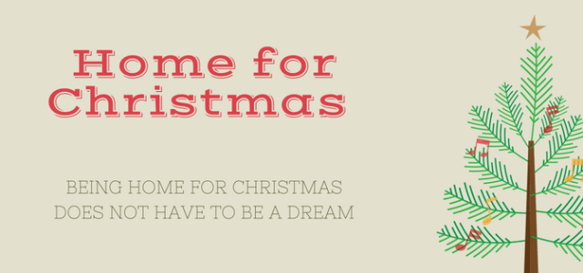 "Dear Friends, There is something about being home for Christmas that stirs the childhood dreams of Christmas.  Dreams that Bing Crosby sang about, ""I'll be home for Christmas, if only in my dreams,"" but for many this year that is […]"