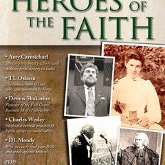 Heroes of the Faith magazine January 2014, issue number 17