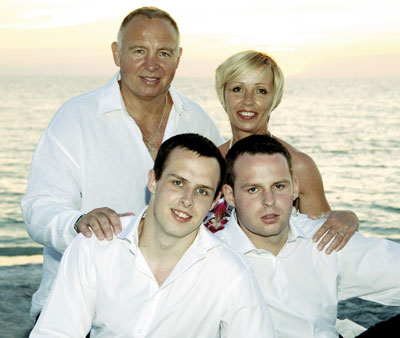 pinchbeck-family