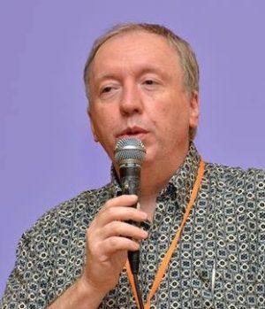 Elim minister David Holdaway