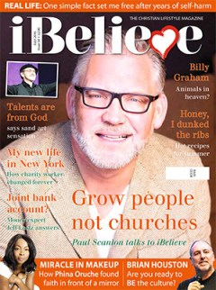 iBelieve Magazine July 2016 issue