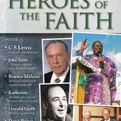 Heroes of the faith magazine issue eight