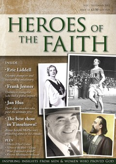Heroes of the faith magazine issue 11