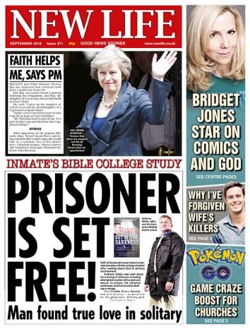New Life Newspaper September 2016 issue