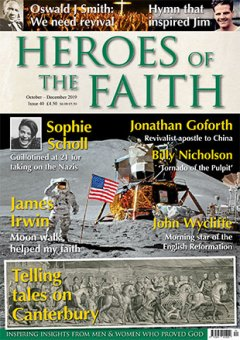 Heroes of the Faith October 2019