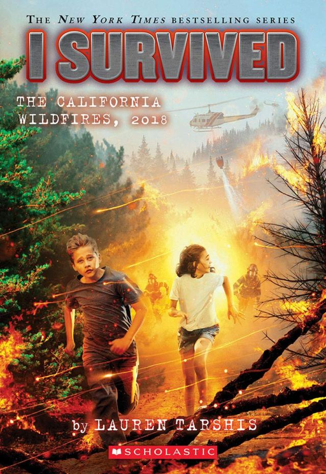 I Survived: The California Wildfires, 2018