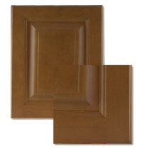 Refacing Doors & Ebony Wood Colonial Amesbury Door