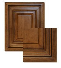 New Look Kitchen Cabinet Refacing  Solid Wood Kitchen