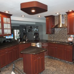 Kitchen Cabinets Long Island Wood Tile Floor New Look Cabinet Refacing  Infante