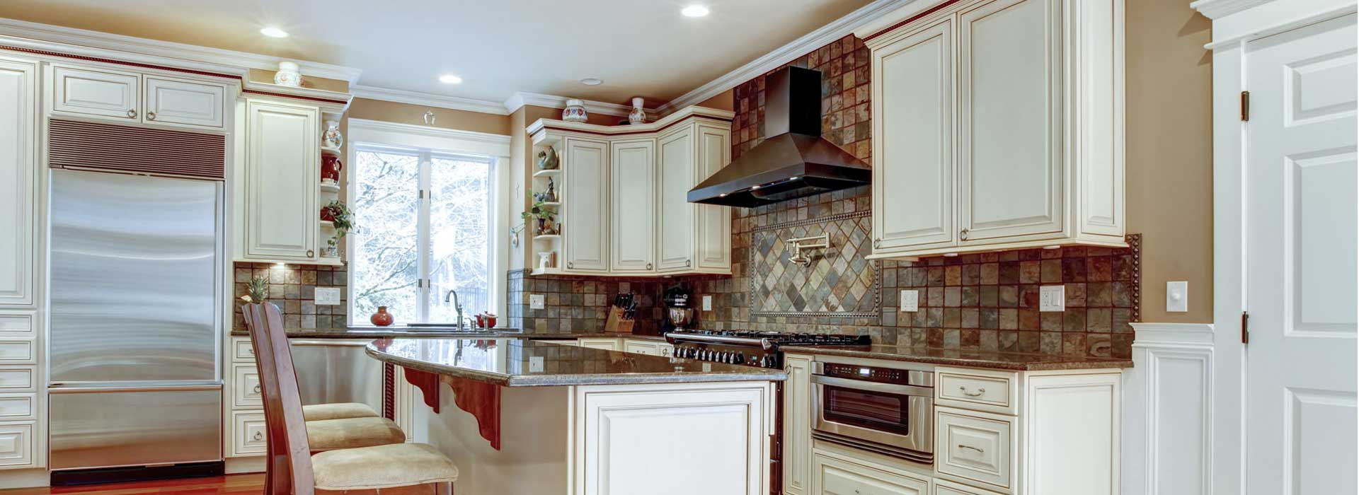 high quality kitchen cabinets island light pendants cabinet refacing - new look ny