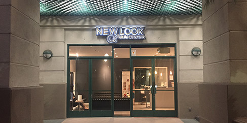 New Look Skin Center Locations