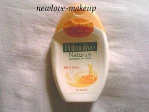 Palmolive Naturals Moisturising Body Wash Milk and Honey Review