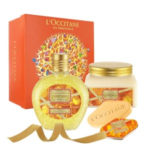 L'Occitane Christmas Hampers !