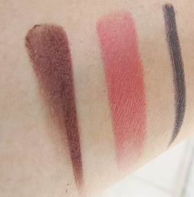 Swatches of Parita's Wins