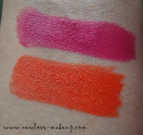 Illamasqua Glamore Lipsticks Glissade, Soaked