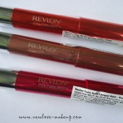 Revlon ColorBurst Lacquer Balms Vivacious, Ingenue, Tease Review, Swatches