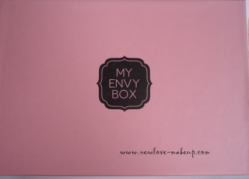 May My Envy Box Review