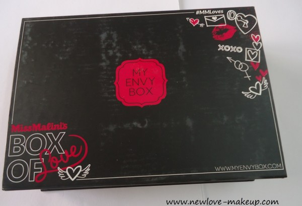 My Envy Box February 2015 Review, Indian Makeup and Beauty Blog