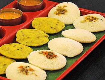 Veg & Non Veg Delicacies at South Indian Restaurants in Mumbai, Indian Food Blogger, Mumbai Food Blogger