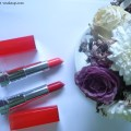 Maybelline Rebel Bouquet Lipsticks REB01 and REB05 Review,Swatches